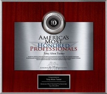 America's most honored professionals