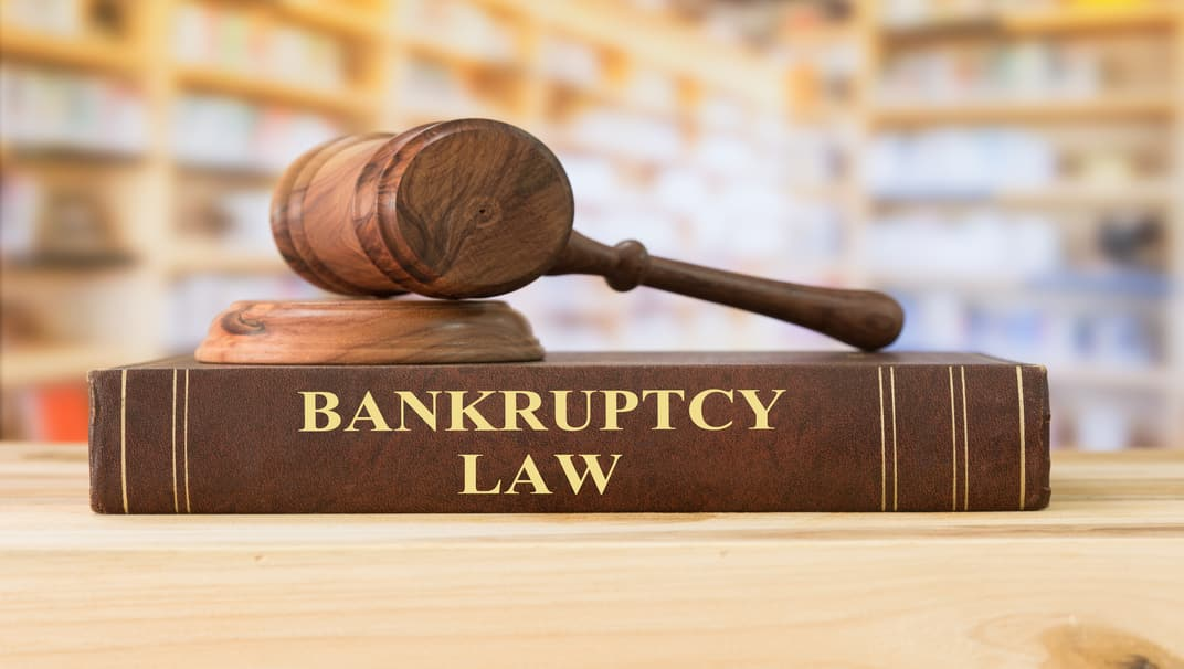 Definition of Bankruptcy
